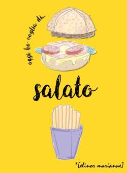 oggi ho voglia di... salato